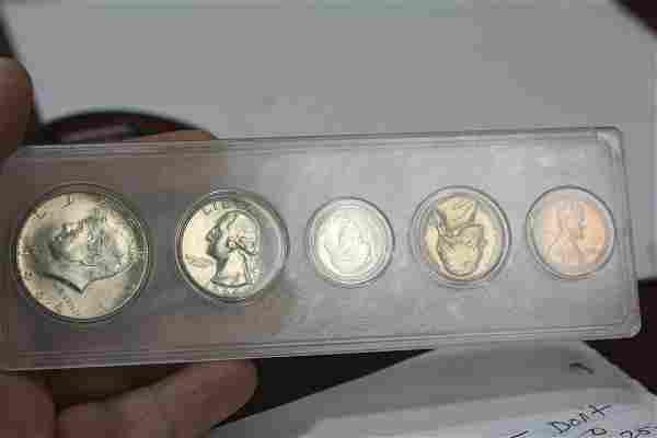 A 1964 Mint Set
