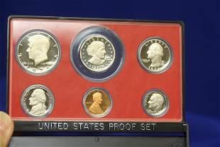 A 1979 US Proof Set