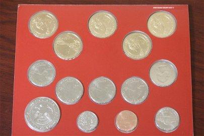 A 2011 Denver Mint Set