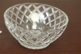 A Lenox Glass Bowl