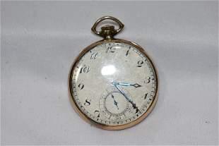 An Elgin Pocket Watch