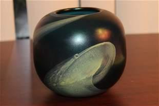 Eickholt Glass Vase/Jar