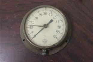 An Antique/Vintage Gauge