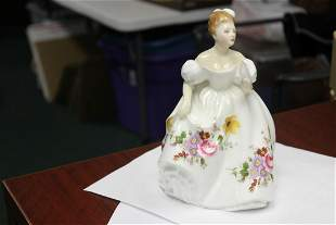 "A Royal Doulton Figurine - ""Marilyn"""