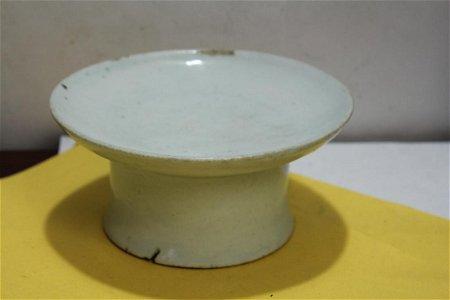 A Korena Choson Dynasty Altar Dish