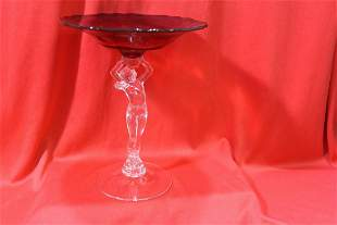 A Nude Red Compote