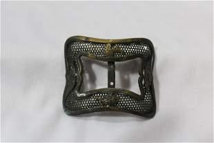 A Vintage Belt Buckle