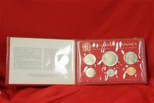 Coins of Jamaica - 1973