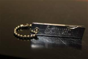 An Advertising Pocket Knife