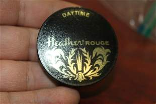 Daytime Heather Rouge Small Tin Box