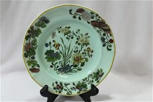 An English Ironstone Plate