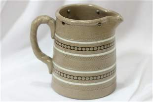 An Antique Dudson Stone Ware Small Pitcher
