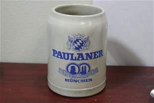 A Vintage German Beer Mug