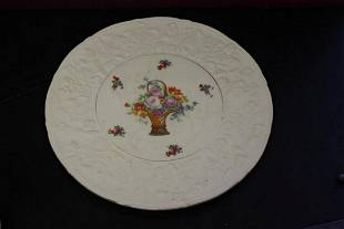 An Erphila Cake Plate