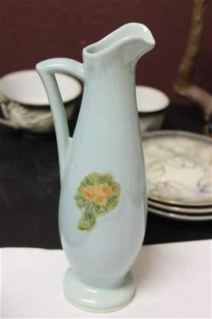 A Vintage Victorian Pottery Pitcher