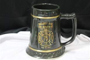 A Fire Department Mug