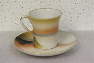 A Vintage Cup and Saucer