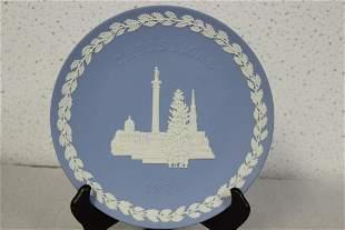 A Wedgwood Jasperware Plate