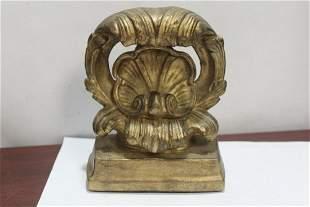 A Vintage Ceramic Ornament Statue