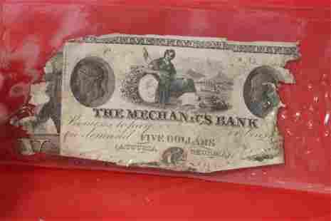 An 1850's Obsolete Note