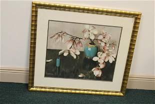 A Decorative Framed Print