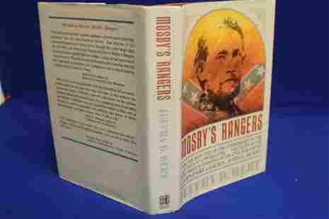 Hardcover Book on Civil War