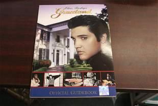 A Very Rare Elvis Presley's Graceland Tour Book