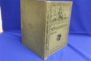 Hardcover Book: New Geography Book One
