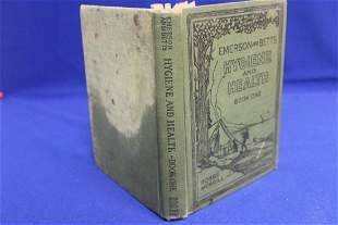 Hardcover Book: Emerson and Betts Hygiene and Health