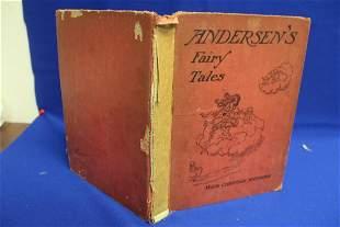 Hardcover Book: Andersen's Fairy Tales