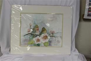 Bosack Watercolor