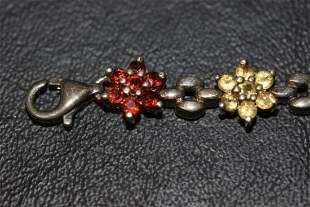 A Sterling Silver Bracelet