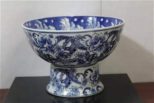 A Chinese Blue and White Bowl