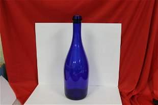 A Cobalt Blue Bottle
