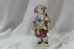 A 19th Century Meissen Figurine