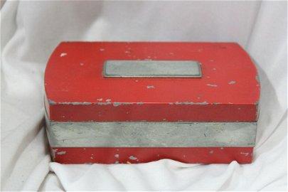 A Hickok Metal Box