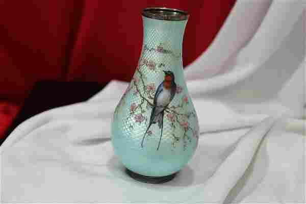 A Stunning Ginbari Vase