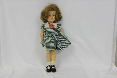 Ideal Doll: Shirley Temple
