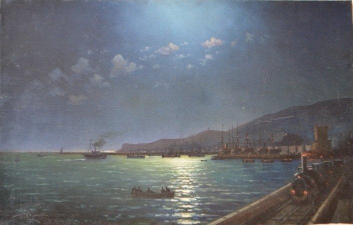 Ivan Konstantinovich Aivazovsky (1817-1900) After