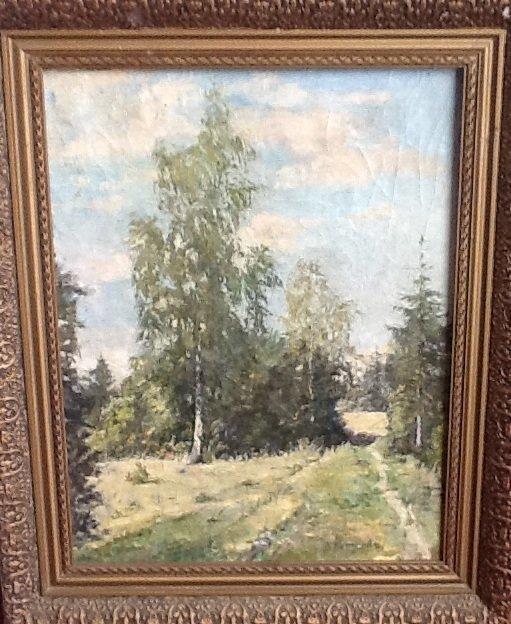 Petuhov V. 19 centure painting