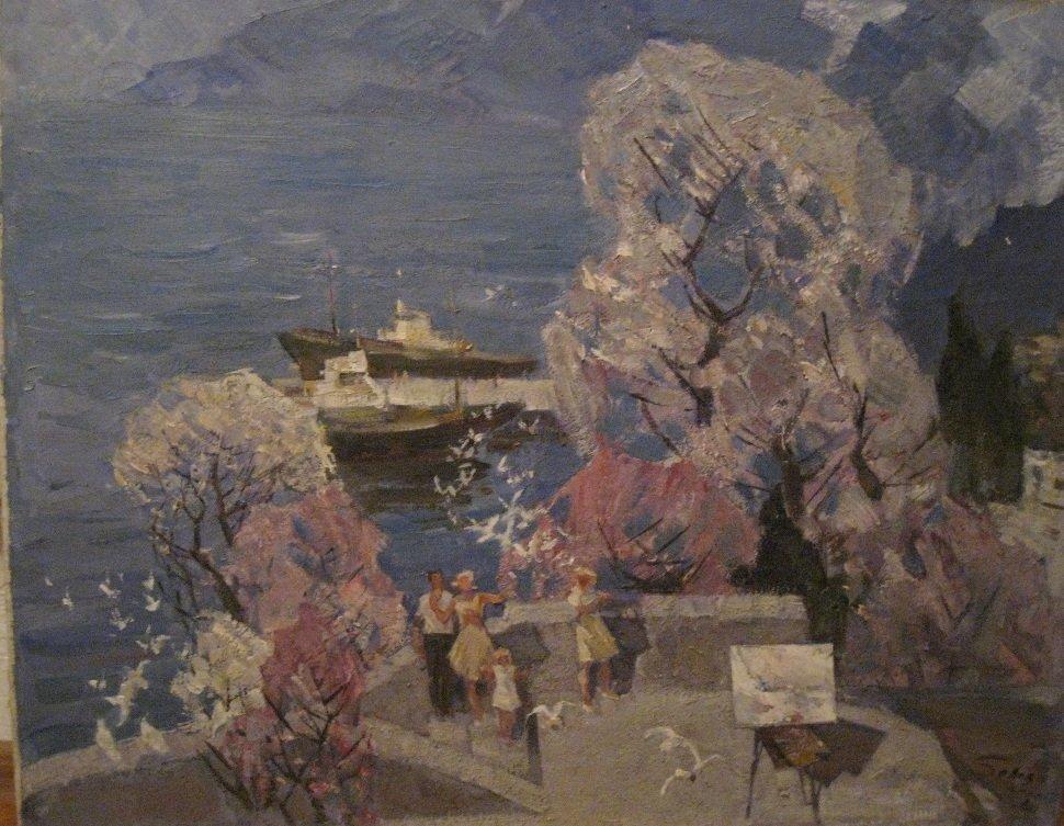 Belov Viktor Omelyanovych (1925 - 2000)
