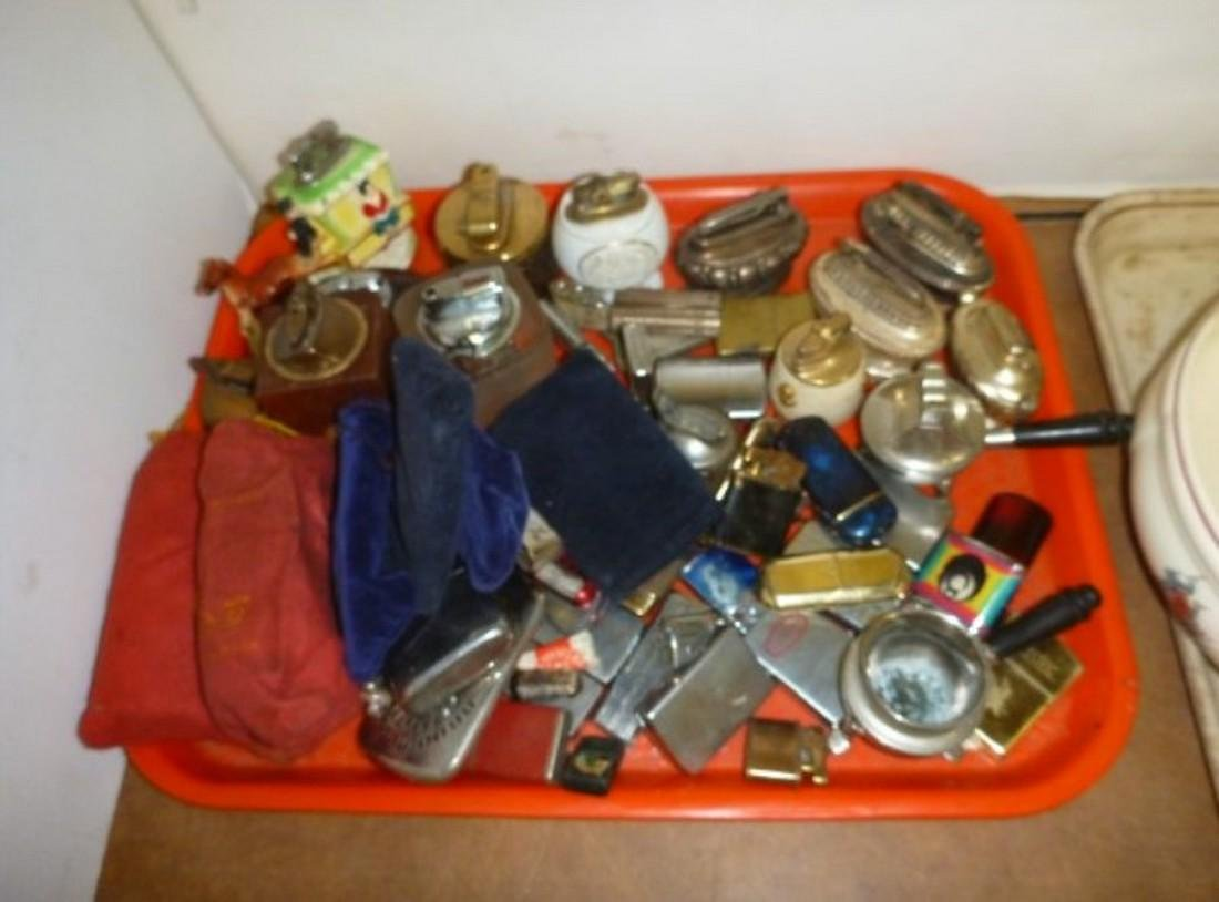 TRAY LIGHTERS AND HAND HEATERS