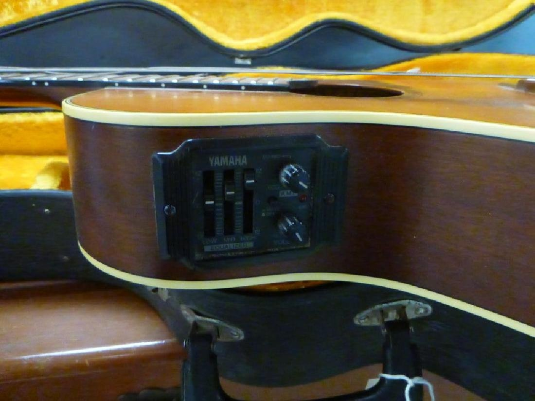 YAMAHA GUITAR APX-GNA W/ STAND - 3