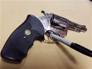 """3"""" BBL .38 Special 5 Shot Revolver With Replacement"""