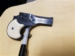 Hi-Standard Double Derringer (2 Shot Break Action