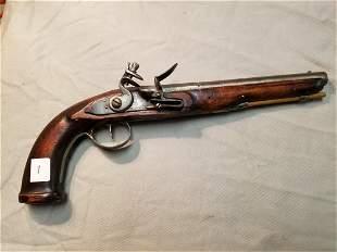 """Flintlock Pistol 9""""BBL"""