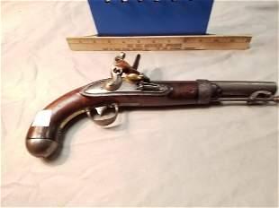 Model 1836 Johnson Flintlock Conn Looks like 1837