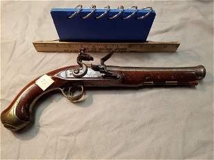 London Twigg Flintlock Pistol - Circa 1770
