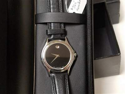 MOVADO WRIST WATCH STAINLESS