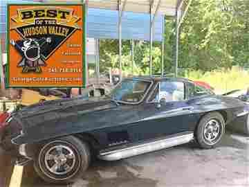 1966 Corvette Sting Ray Coupe